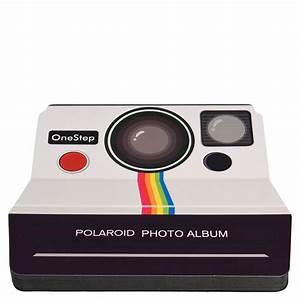 Album Photo Polaroid : polaroid vintage camera scrapbook photo album electronics ~ Teatrodelosmanantiales.com Idées de Décoration