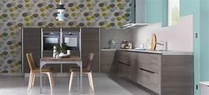 Papier Peint Cuisine Moderne : modele papier peint cuisine papier peint cuisine 20 ~ Dailycaller-alerts.com Idées de Décoration