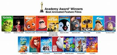 Animated Award Academy Feature Films Movies Wiki