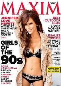 Jennifer Love Hewitt 'Maxim' Interview Reminds Us She's Still Vajazzling (PHOTOS) HuffPost