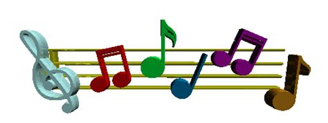 musical notes gif clipart panda  clipart images