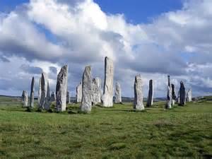 Callanish Standing Stones Scotland
