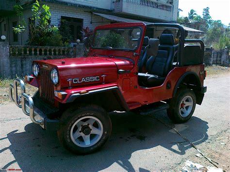 jeep classic all t bhp 4x4 jeep pics page 69 team bhp