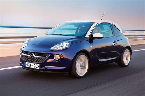 Opel Adam Met 3-cilinder Heeft Vanafprijzen / Autonieuws