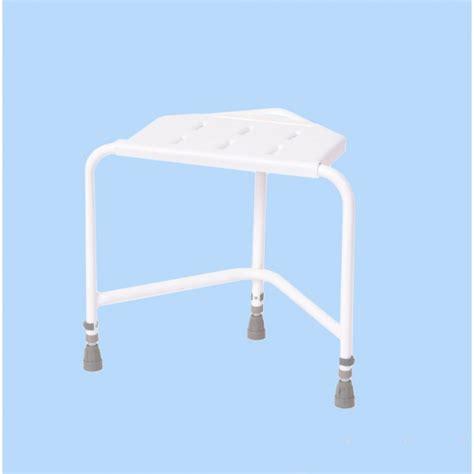 corner shower stool broyhill teak shower stool marvelous