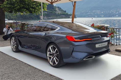 Bmw 8 Series Coupe by It S Back Bmw Concept 8 Series Previews New Plush Coupe