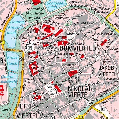 Topographische Karte - sachsen.de
