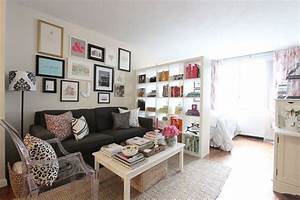 Client Spaces Jackie39s NYC Studio Apartment Decorating