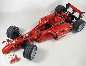 Lego Technic Ferrari : lego technic racers 8386 ferrari f1 1 10 lego technic lego and lego stuff ~ Maxctalentgroup.com Avis de Voitures