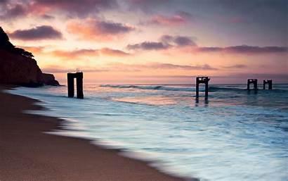 Mac Beach Apple Ocean Wallpapers Background Summer