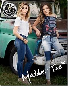 Maddie & Tae Partner with ONE Jeanswear Group to Introduce ...