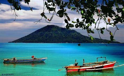 taman laut bunaken pesona keindahan alam indonesia