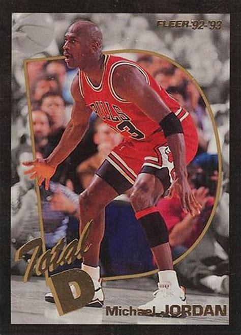 top ten michael jordan cards   time michael jordan