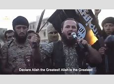Islamic State issues multilingual call for Jihad