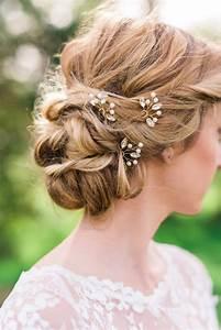 Set Of 3 Crystal Hair Pins Bridal Hair Pins Silver Hair Pins
