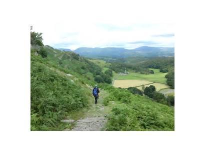 Hill Walking Outdoor Site Activities Elements Activity