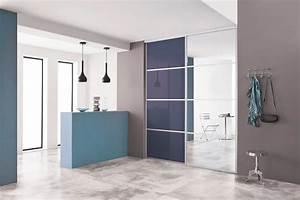 Portes Coulissantes Placard : placard entree portes coulissantes ~ Dallasstarsshop.com Idées de Décoration