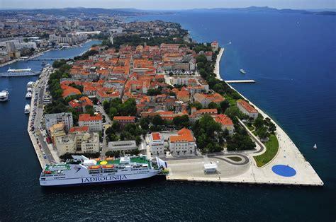 city  zadar zadar region tourist board