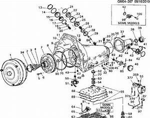 25 700r4 Transmission Diagram