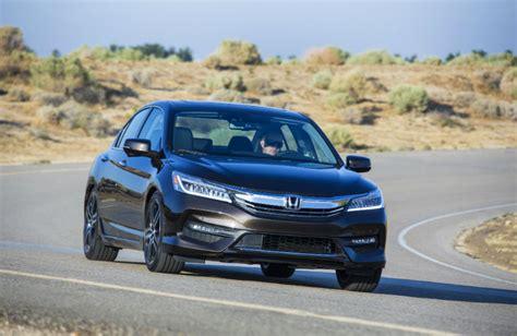 2017 Honda Accord Engine Performance