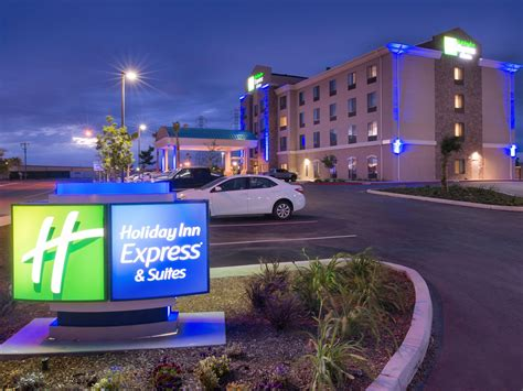 holiday inn express suites bakersfield airport hotel  ihg