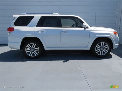 2013 blizzard white pearl toyota 4runner limited 71010060 2 gtcarlot car color