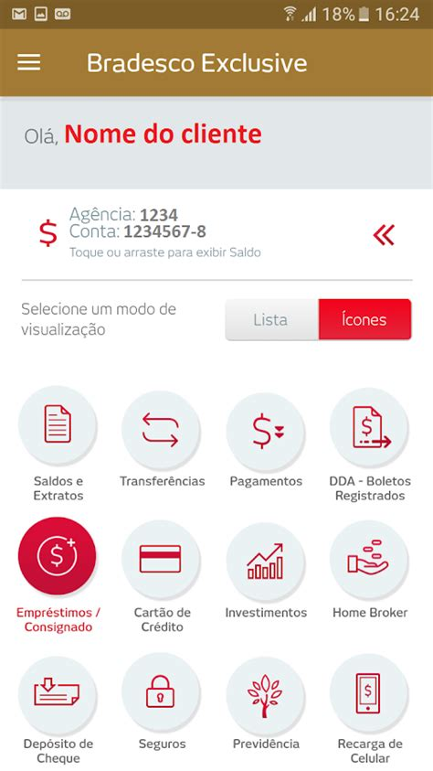Bradesco Exclusive  Android Apps On Google Play