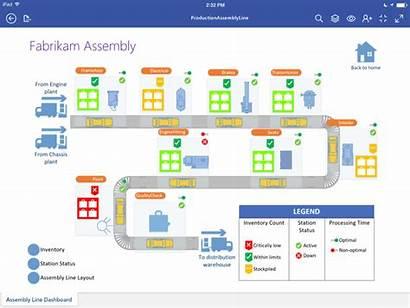 Visio Microsoft Viewer Web Ipad Office Diagrams