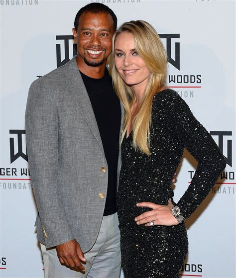 Lindsey Vonn Says She Is Still Cheering for Ex Tiger Woods ...
