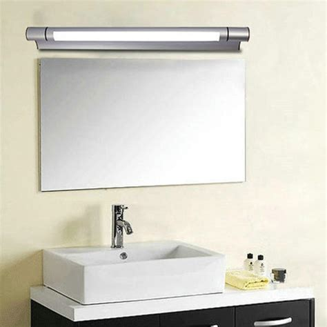 12w aluminum waterproof mirror l home bathroom