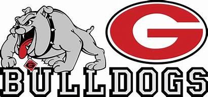 Georgia Bulldogs Transparent Bulldog Lady Clipart Yahoo