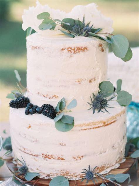 delicious semi naked wedding cakes weddingomania