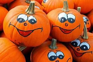 Halloween Kürbis Bemalen : gartendeko blog wundervoller herbst ~ Eleganceandgraceweddings.com Haus und Dekorationen