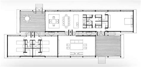 Unique Modern Narrow Lot House Plans