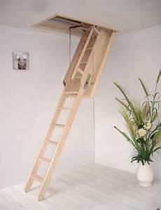 Escalier Escamotable Grenier : escaliers escamotables sur mesure ~ Melissatoandfro.com Idées de Décoration