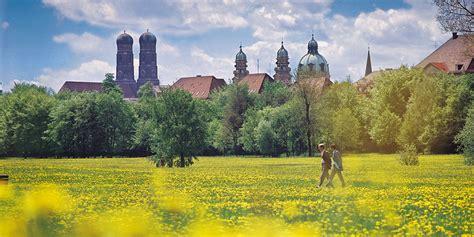 Urlaubsziel Und Messestadt Münchenwohlfühöoase Steinbach