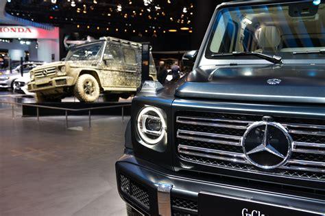 Marcedes Benz G Class : 2019 Mercedes-benz G-class Video Preview