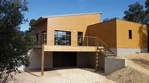 une maison en bois sur l39ile d39oleron eco maison bois With charming la maison de l artisan 4 articles
