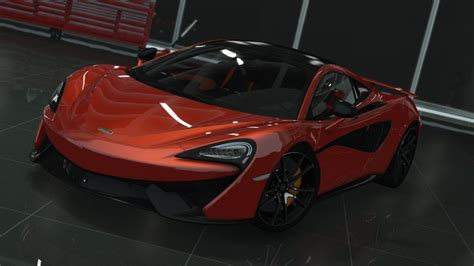 Mclaren 570s Modification by Gta 5 Mclaren 570s Series All In One Uq Mod