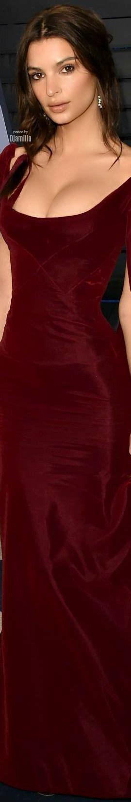 Emily Ratajkowski at 2018 Vanity Fair Oscar Party