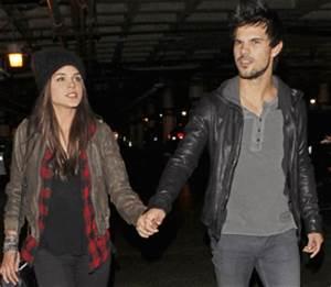 Taylor Lautner, Marie Avgeropoulos Break Up - Us Weekly