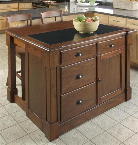 mobile islands for kitchen buy mobile kitchen island trash bin w 3 shelf pantry
