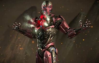 Mortal Kombat Triborg Cyborg Sektor Wallpapers Sector