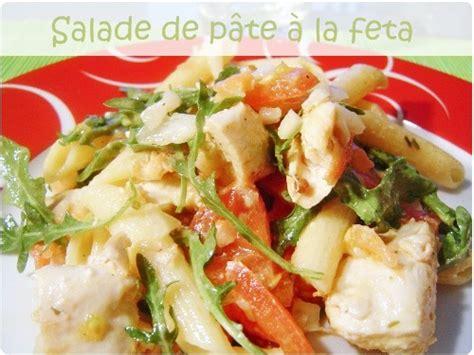 salade de pates poulet salade de p 226 tes au poulet chefnini