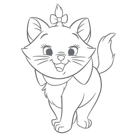 aristocats coloring pages    print