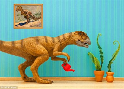 real life toy story  plastic animals