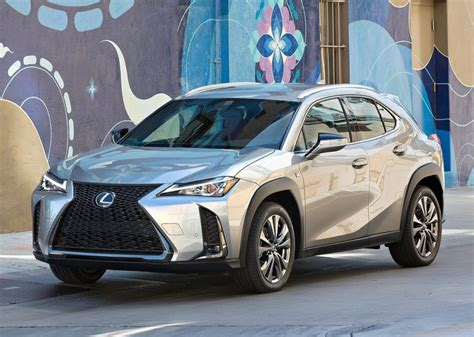 lexus ux  specs pricing carscoza