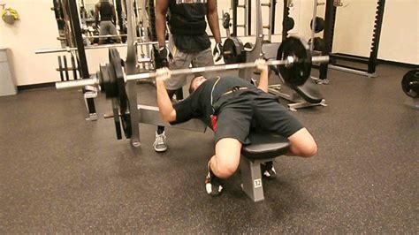 Michael Phaup Bodyweight Bench Press Test (180 Lbs 26 Reps