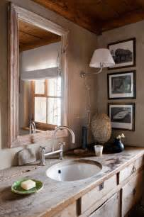 bathroom ideas rustic 39 cool rustic bathroom designs digsdigs