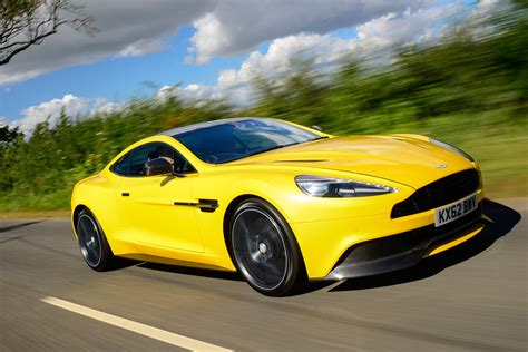 aston martin vanquish  ride pictures auto express